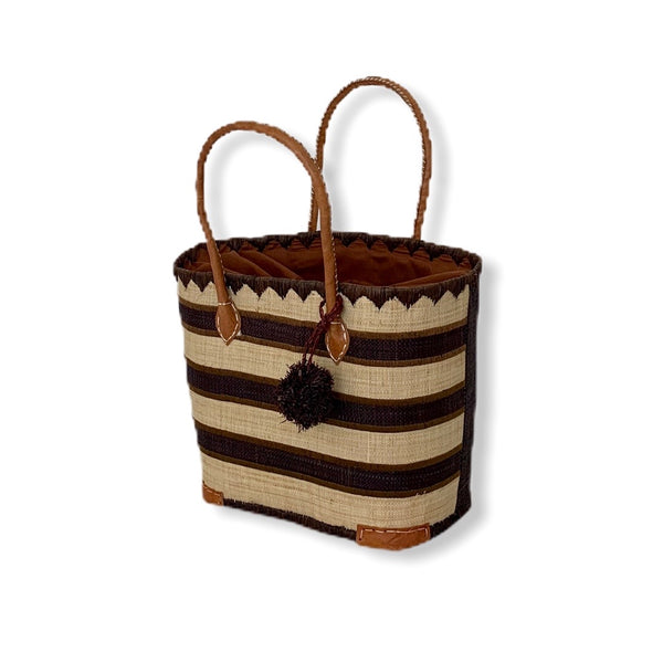 Stripes (Brown)