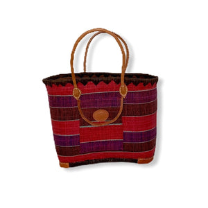 Misa 2 (Purple/Brown/Red)