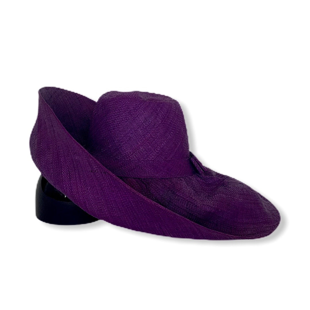 Sun Hat (Purple)