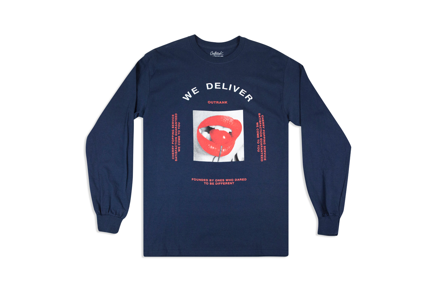 We Deliver Long Sleeve