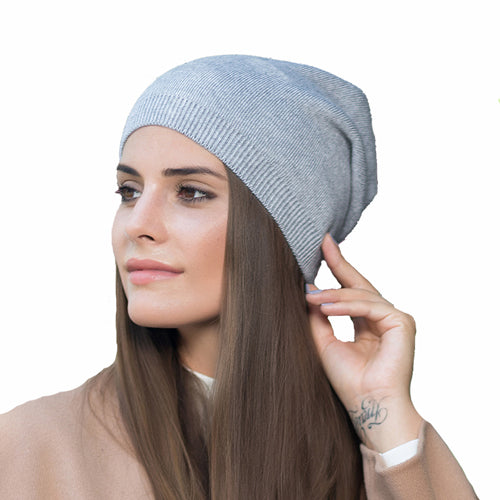 SMOOTH THIN BEANIE