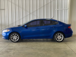 2013 Dodge Dart SXT Manual