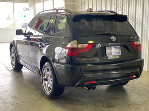 2009 BMW X3 XDrive 3.0si MSport