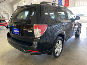 2010 Subaru Forester2.5X Premium Manual