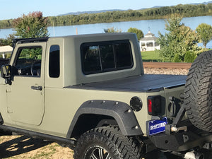 2015 Jeep Wrangler JK-8 Conversion