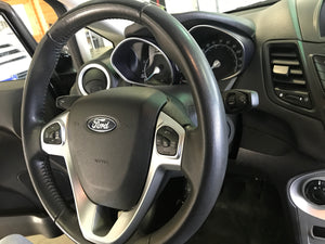 2014 Ford Fiesta Manual