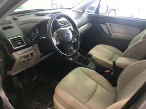 2016 Subaru Forester 2.5 Premium Manual