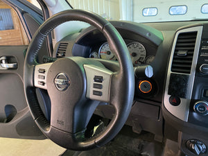 2013 Nissan Frontier PRO-4X 6-Speed Manual