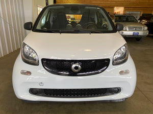 2016 Smart Fortwo Passion Manual