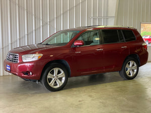 2010 Toyota Highlander Limited V6 AWD