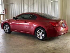 2013 Nissan Altima 2.5 S Coupe