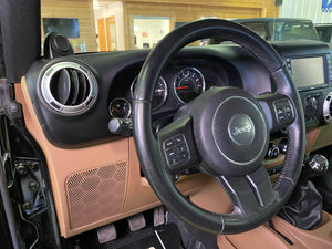2012 Jeep Wrangler Sahara Manual