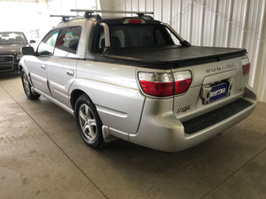 2003 Subaru Baja Manual Transmission