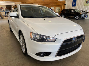 2013 Mitsubishi Lancer GT Manual