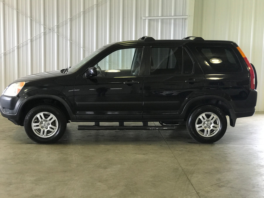 2004 Honda CR-V AWD Manual Transmission