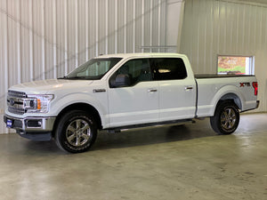 2018 Ford F-150 XLT 4WD SuperCrew 5.0L
