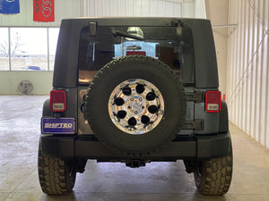 2007 Jeep Wrangler Unlimited Manual