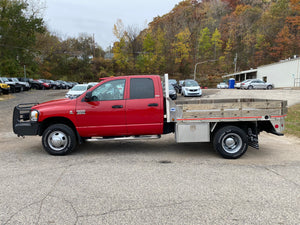 2007 Dodge Ram 3500 6.7 Diesel 4x4 Manual