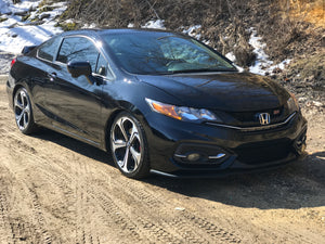 2015 Honda Civic SI Manual