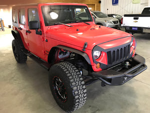 2013 Jeep Wrangler Sport Unlimited