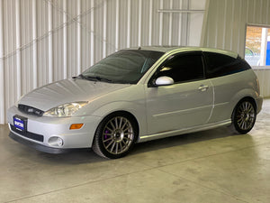 2003 Ford Focus SVT Manual