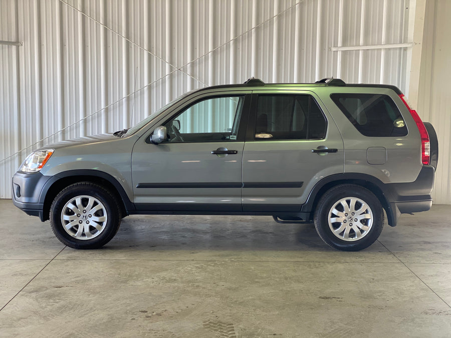 2006 Honda CR-V 4WD EX Manual