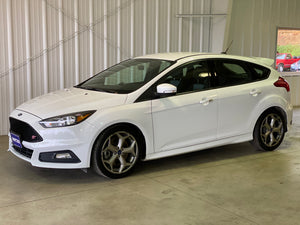 2018 Ford Focus ST Manual