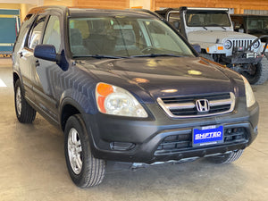 2004 Honda CR-V AWD EX Manual