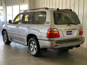2002 Land Cruiser One Owner