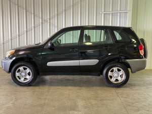 2002 Toyota Rav4 AWD Manual