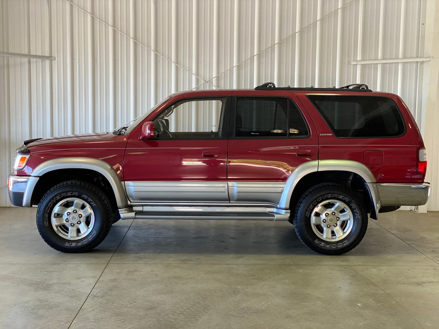 1996 Toyota 4Runner Limited V6 4X4