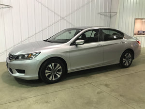 2013 Honda Accord LX Manual