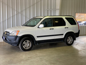 2004 Honda CR-V Manual