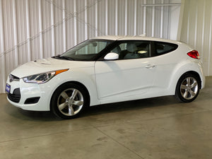 2012 Hyundai Veloster Manual