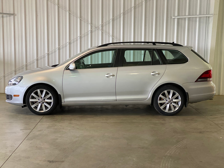 2012 Volkswagen Jetta Wagon TDI Manual