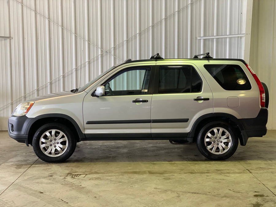 2006 Honda CR-V EX 4WD Manual