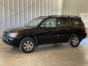 2004 Toyota Highlander Limited V6