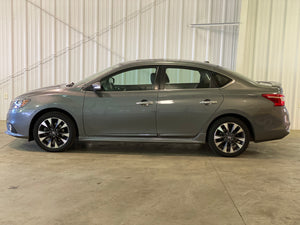 2017 Nissan Sentra SR Turbo 6-Speed