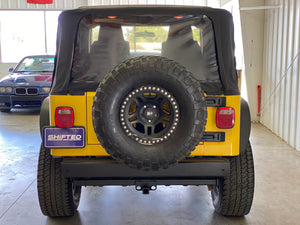2006 Jeep Wrangler X 4.0L Manual