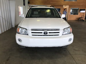 2006 Toyota Highlander Limited AWD