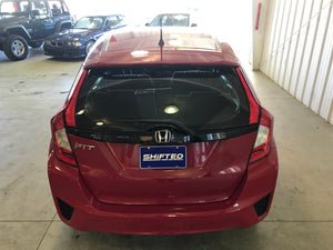 2015 Honda Fit LX 6-Speed Manual