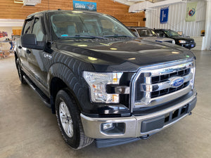 2017 Ford F-150 XLT SuperCrew 4x4 5.0L