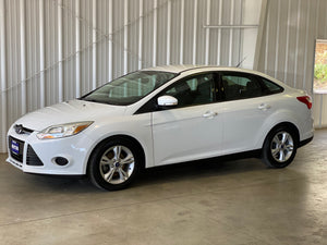2014 Ford Focus SE Manual