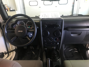 2010 Jeep Wrangler Sport Lifted Manual