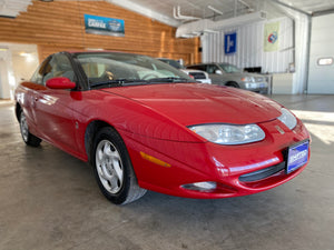 2002 Saturn SC2 Coupe Manual