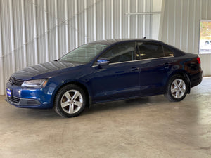 2013 Volkswagen Jetta TDI Manual