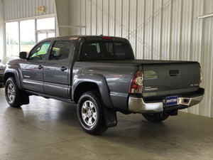2010 Toyota Tacoma Double Cab TRD Manual