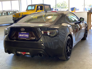2013 Scion FR-S Manual