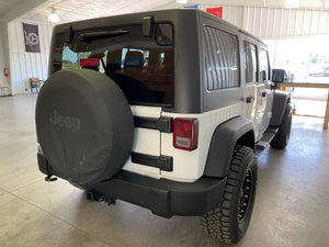 2012 Jeep Wrangler Unlimited Sport Manual