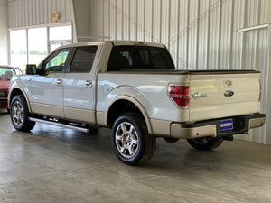 2013 Ford F-150 Supercrew King Ranch EcoBoost